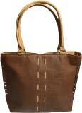 HnH Hand-held Bag (Brown)