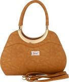 Sarah Hand-held Bag (Brown)