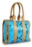 Moda Desire Hand-held Bag (Blue)
