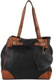 Liza Messenger Bag (Black, Brown)