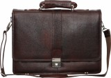 C Comfort Messenger Bag (Brown)