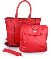 Vouch Shoulder Bag(Red)