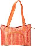 Rajrang Hand-held Bag (Pink)