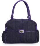 Frosty Fashion Hand-held Bag (Purple)