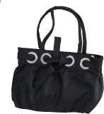 MH Shoulder Bag (Black)