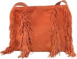 Peaubella Shoulder Bag (Orange)