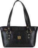 Jainsons Shoulder Bag (Black)