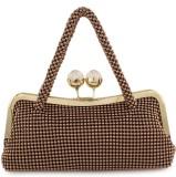 Star Style Hand-held Bag (Brown)