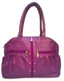 JOVIAL BAGS Hand-held Bag (Purple)