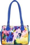 Anekaant Shoulder Bag (Blue, Multicolor)
