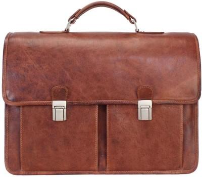 Brune Messenger Bag