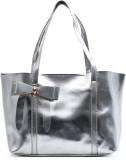Catss Shoulder Bag (Silver)