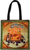 Benicia Hand-held Bag (Black, Multicolor...
