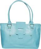 Naaz Bag Collection Shoulder Bag (Blue)