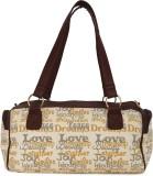 Pick Pocket Shoulder Bag (Beige)