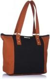 Home Heart Hand-held Bag (Black)