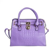 Peaubella Hand-held Bag (Purple)