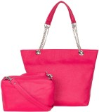 Adisa Shoulder Bag (Pink)