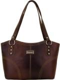 Solester Shoulder Bag (Brown)