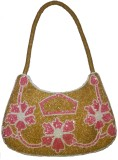Craft Benaras Shoulder Bag (Yellow, Pink...