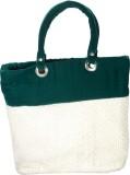 Arisha Kreation Co Hand-held Bag (White)