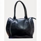 Jeane Sophie Hand-held Bag (Black)