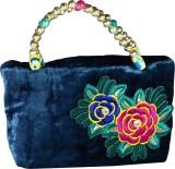 Arisha Kreation Co Hand-held Bag (Blue)