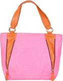 Rocia Hand-held Bag (Pink)