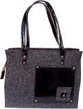 Womaniya Shoulder Bag (Black)