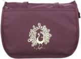 Busitech Shoulder Bag (Maroon)