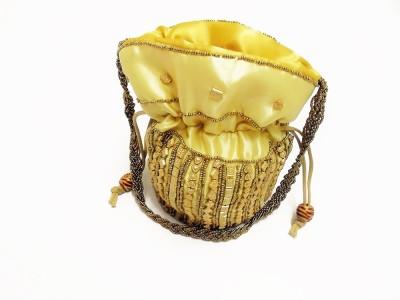 Treasure Messenger Bag