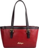 Hidesign Shoulder Bag (Red, Brown)