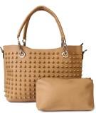 Kleio Shoulder Bag (Beige)