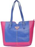 SV Creations Shoulder Bag (Pink, Blue)