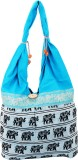 Shop Frenzy Shoulder Bag (Blue)