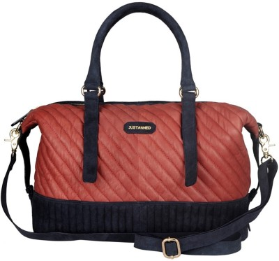 JUSTANNED Satchel(Red-06)