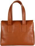 Viari Hand-held Bag (Tan)