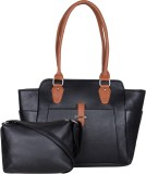 Adisa Shoulder Bag (Black)