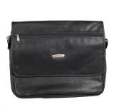 Sapphire Messenger Bag (Black)