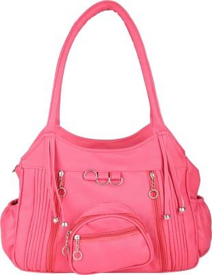 Fair Deals Hand-held Bag(Pink)