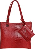 BeauIdeal Hand-held Bag (Red)