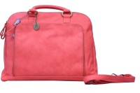 Charu Boutique Tote(Carrot Pink)