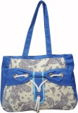Calveen Shoulder Bag (Blue)