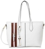 Home Union Shoulder Bag (White)