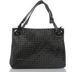 Dazz Hand-held Bag (Black)