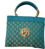 Balee Fashions Hand-held Bag (Green)