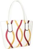 Pede Milan Shoulder Bag (White)