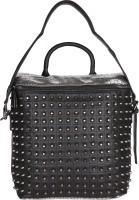 U-NIK Trendsetter Hand-held Bag(Black and Silver)