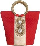 Bhamini Hand-held Bag (Red)