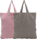 Home Colors Shoulder Bag (Black, Red)